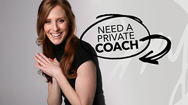 need a private business coach