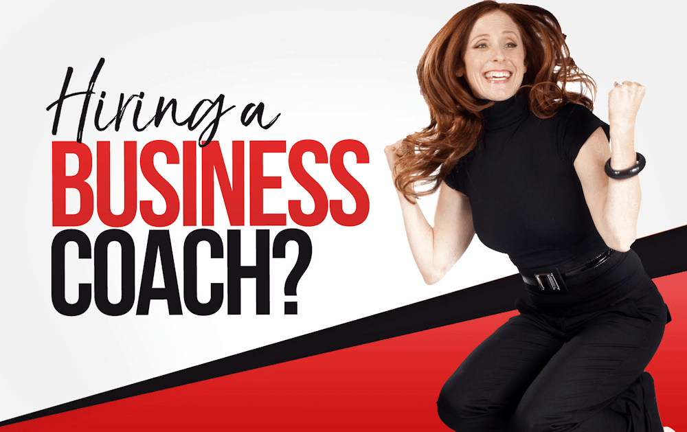 Hiring a Business Coach