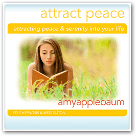 Attracting Peace & Serenity