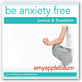 Be Anxiety Free: Peace and Freedom